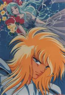 Hyoga (from Saint Seiya)